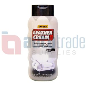 SHIELD LEATHER CREAM 500ML