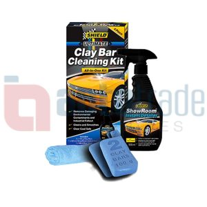 SHIELD CLAY BAR CLEANING KIT