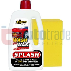 SHIELD SPLASH 1L WITH SPONGE
