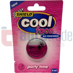 SHIELD COOL FACE PARTY TIME