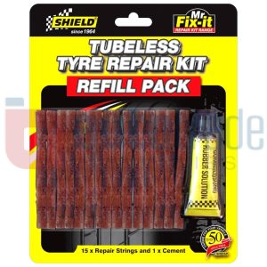 SHIELD TUBELESS STRIP (15PC)