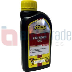 SHIELD 2 STROKE OIL 500ML
