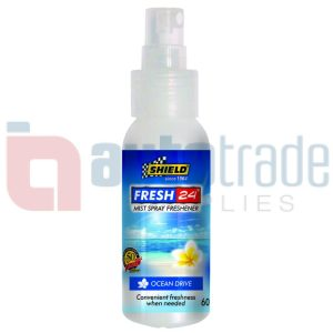 SHIELD FRESH 24 SPRAY 60ML