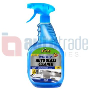 SHIELD WATERLESS GLASS CLEANER