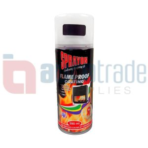 SPRAY PAINT FIRE GUNMETAL