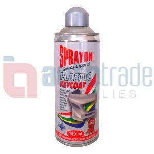 SPRAY PAINT PLASTIC KEYCOAT