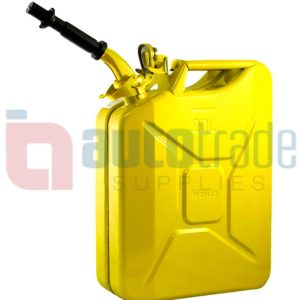 JERRY CAN & FLEX SPOUT