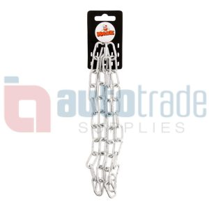 MACKIE GALVANISED CHAIN 6MM