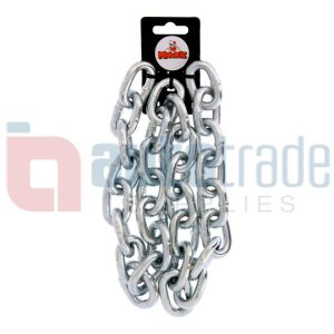 MACKIE GALVANISED CHAIN 8MM