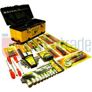 TOOL BOX COMPLETE WITH TOOLS