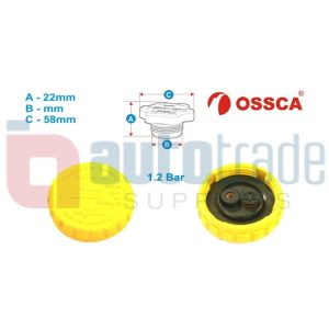 RADIATOR CAP (1.2BAR)