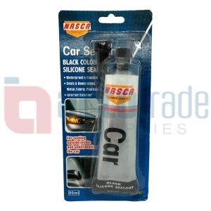 SILICONE CAR BLACK 90ML