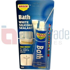 SILICONE BATH WHITE 90ML