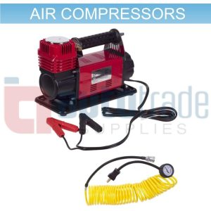 Air Compressors; Air Tools & Fittings