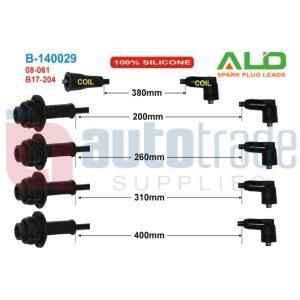 PLUG LEAD (B17-204)