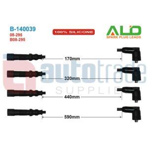 PLUG LEAD (B08-295)