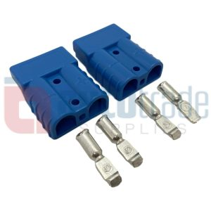 EDISON CABLE CONNECTOR (BLUE)