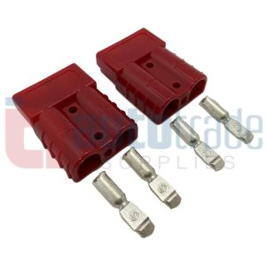 EDISON CABLE CONNECTOR (RED)