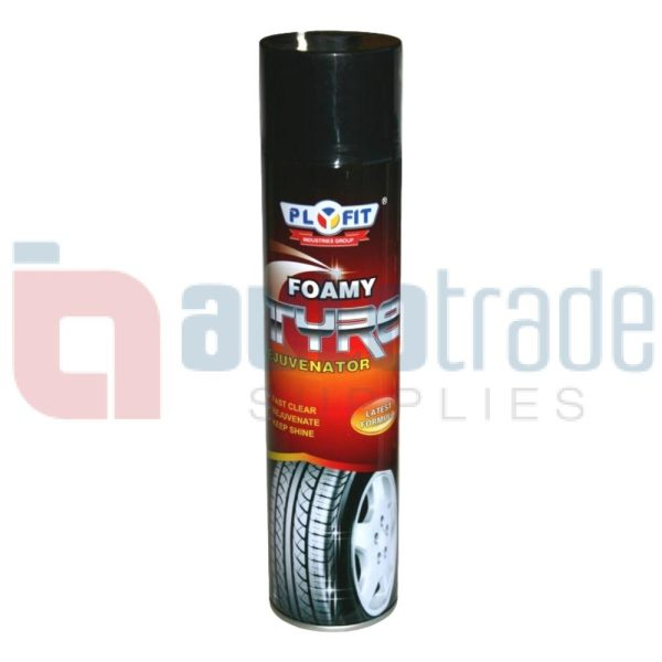 PLYFIT FOAMING TYRE     510ML