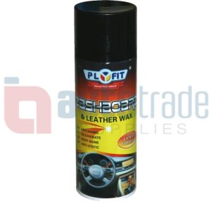 PLYFIT DASH & LEATHER   400ML