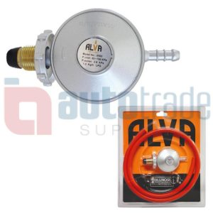 ALVA BULLNOSE REGULATOR