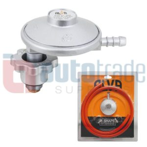 ALVA L-SHAPED REGULATOR
