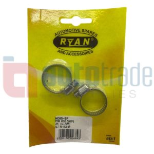 RYAN HOSE CLAMPS