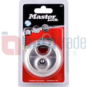 MASTERLOCK DISC LOCK 70MM