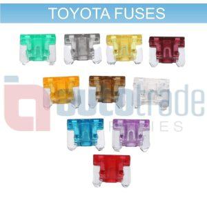 Toyota Fuses