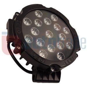 LAMP SPOT LED 17LED (51WATT)